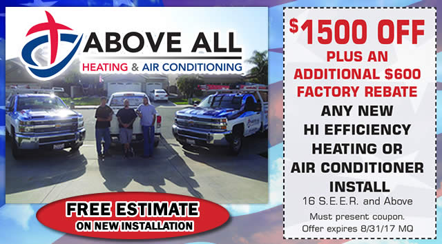 HVAC Air Conditioning Inspection Special